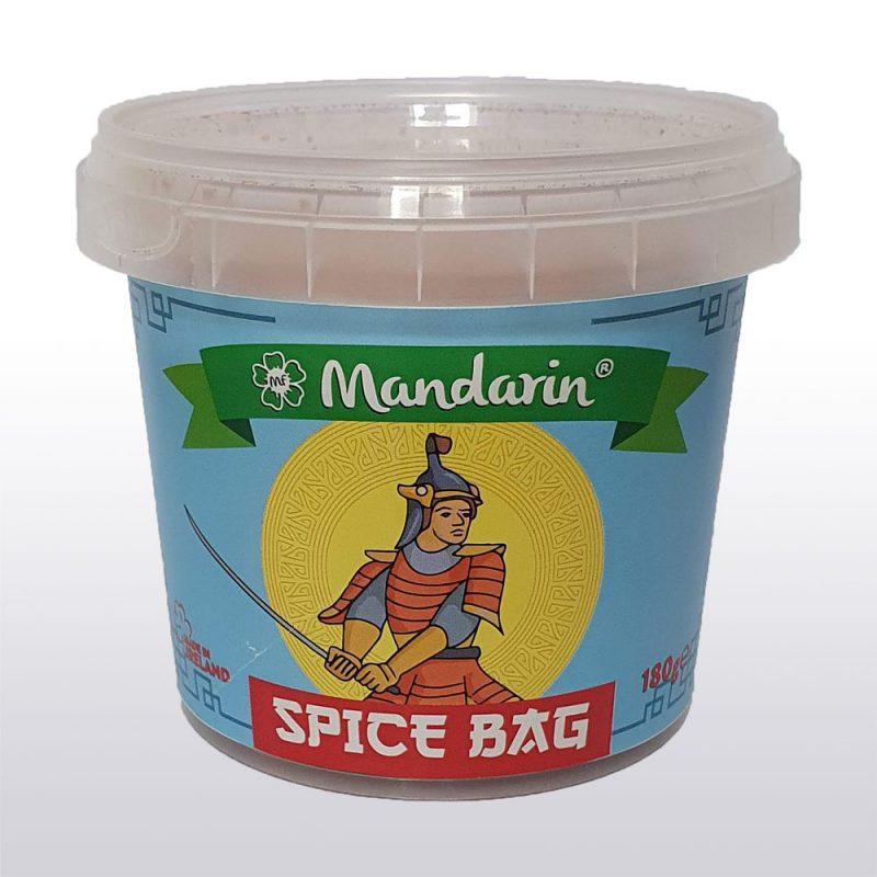 Mandarin Warrior Spice Bag