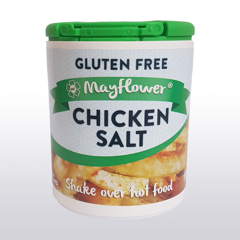 Gluten Free Chicken Salt
