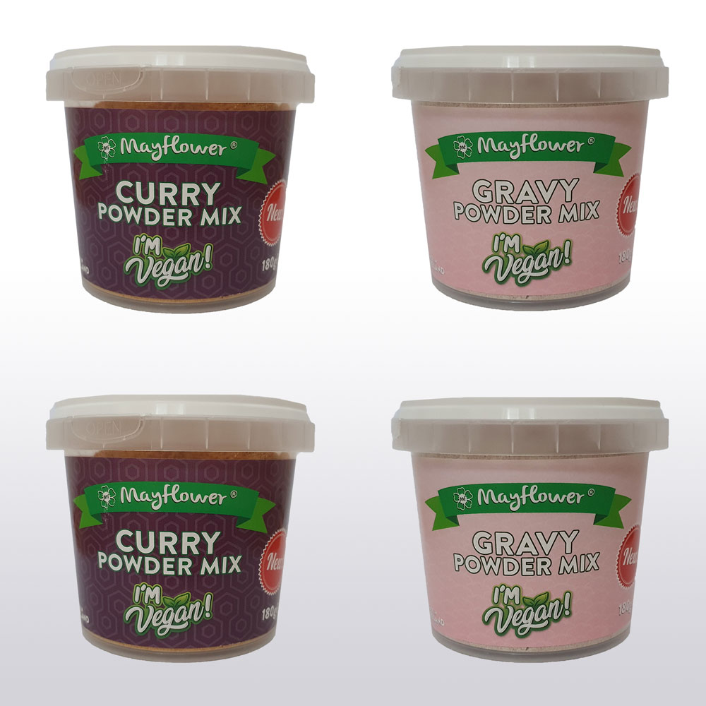 Vegan Curry and Gravy Multipack