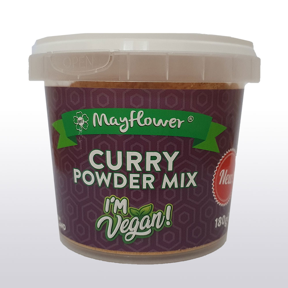 Vegan Curry Powder Mix