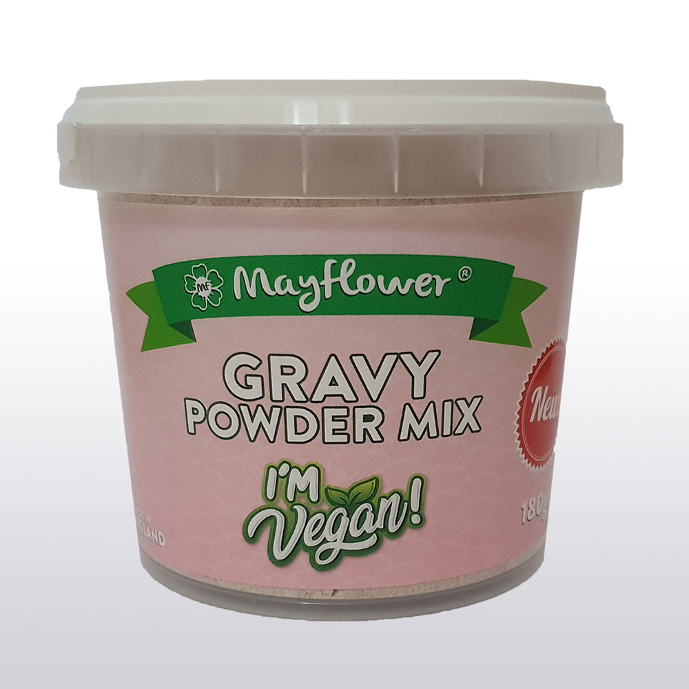 Vegan Gravy Powder Mix